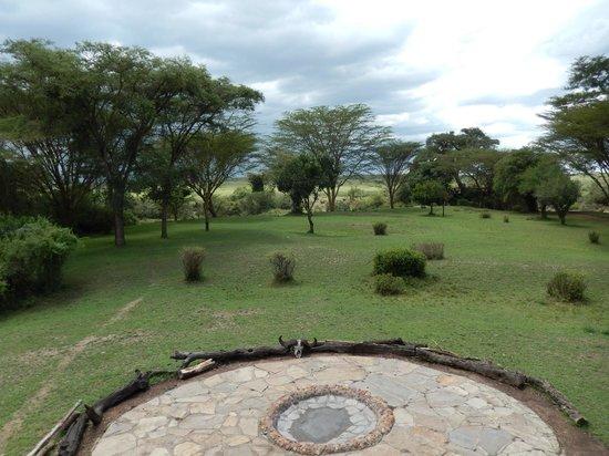 Eagle View, Mara Naboisho: Maasai Mara Basecamp