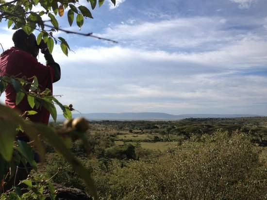 Eagle View, Mara Naboisho: Walking Safari with our Maasai Guides