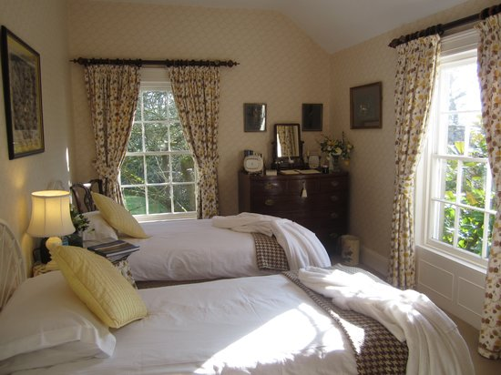 Ballymote Country House: Trellis Room, twin or double