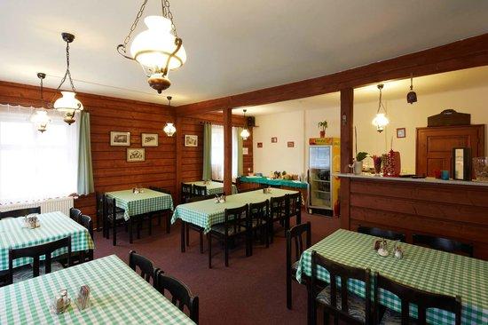 Restaurant in Pension Flora