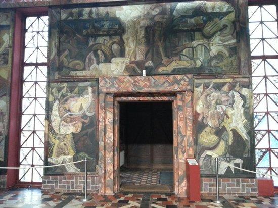 Jesteburg, Almanya: Kunststätte Bossard