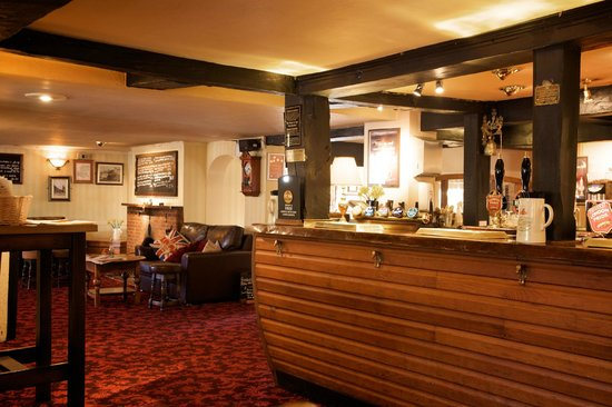 Fisherman's Haunt Hotel: Cask conditioned ales and a great drinks selection