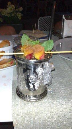 """Il Caffe: Cocktail """"un alcolico, fai tu..""""  DELIZIOSO"""