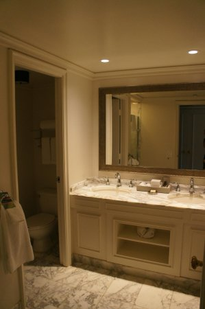 Fairmont Orchid, Hawaii : Bathroom