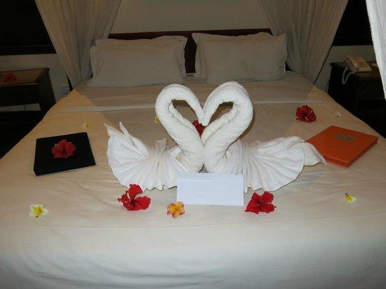 Nandini Jungle Resort & Spa Ubud: Room