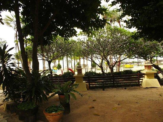 Bella Villa Cabana: На территории