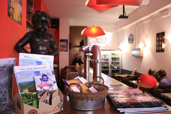 Copas lupulus picture of la maison belge brasserie - La maison barcelona ...