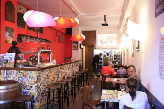 Vista general picture of la maison belge brasserie - La maison barcelona ...