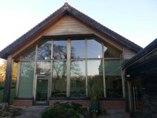 The Elms: The Garden Cafe