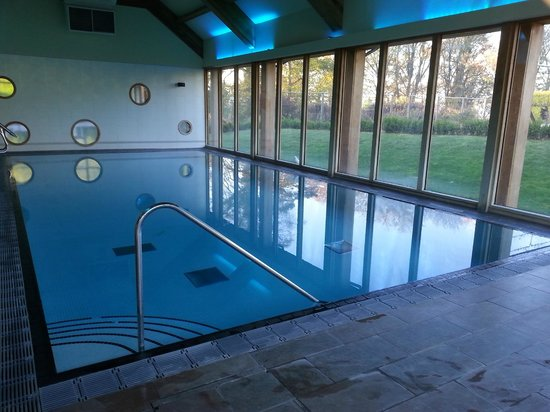The Elms : Indoor pool