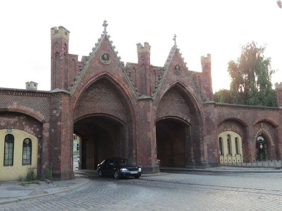 Gate2019 Gallery: Brandenburg Gate (Kaliningrad)