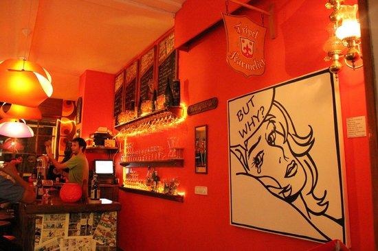 La maison belge brasserie barcelona restaurant reviews - La maison barcelona ...
