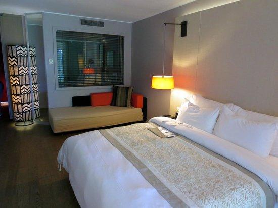 Le Meridien Tahiti: Zimmer