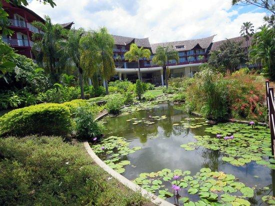 Le Meridien Tahiti: Park