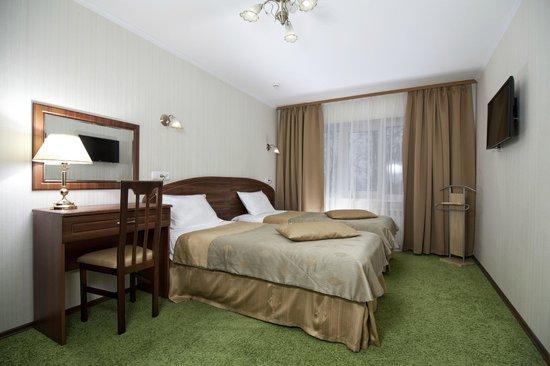 Volzhanka Hotel: Стандарт твин