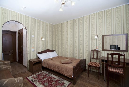 Volzhanka Hotel: Номер сингл