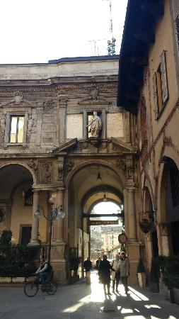 Photo of Piazza Mercanti taken with TripAdvisor City Guides