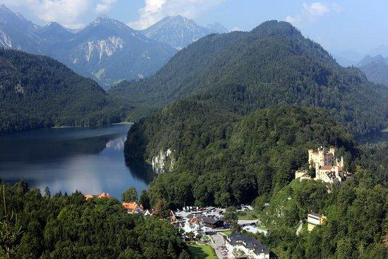 Schlosshotel Lisl: Озеро Альп