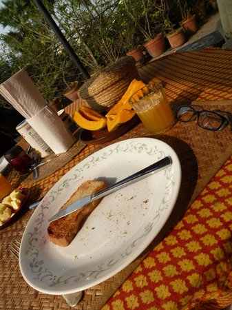 Mitali Homestays: Food that was served was excellent