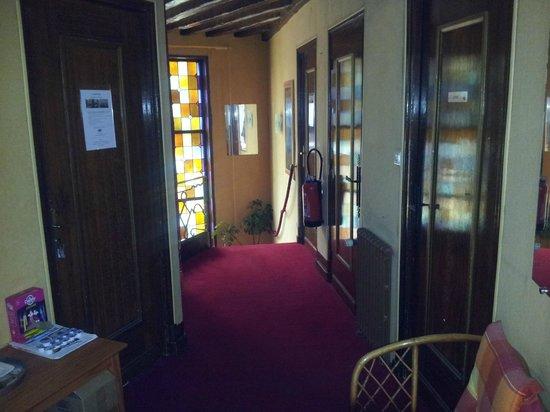 La Bononia: PALIER DES CHAMBRES