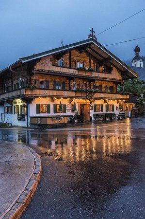 Hotel Gasthof Lanzenhof: Lanzenhof Herbst