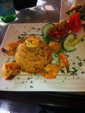 Di Mare Di Vino: So tasty dishes..