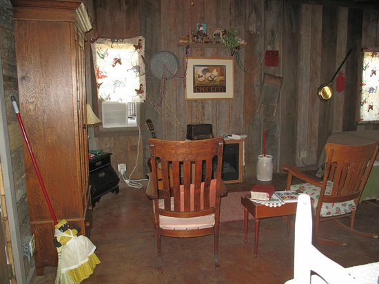 Shack Up Inn: room pic