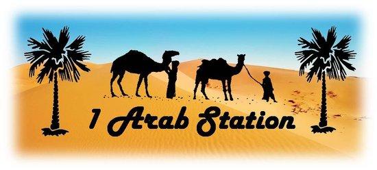 1 Arab Station
