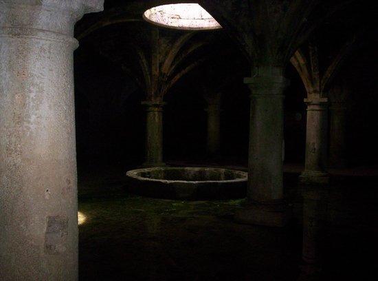 Cité Portugaise : Cisterna sotterranea