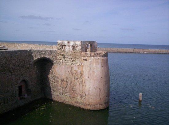 Cité Portugaise : Fortificazioni portoghesi