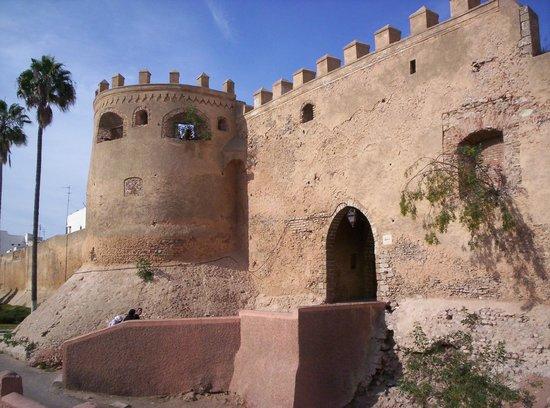 Cité Portugaise : Uno dei cinque bastioni portoghesi