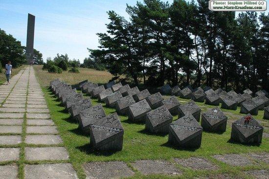 Monument to the Night Battle of Tehumardi : Tehumardi graves