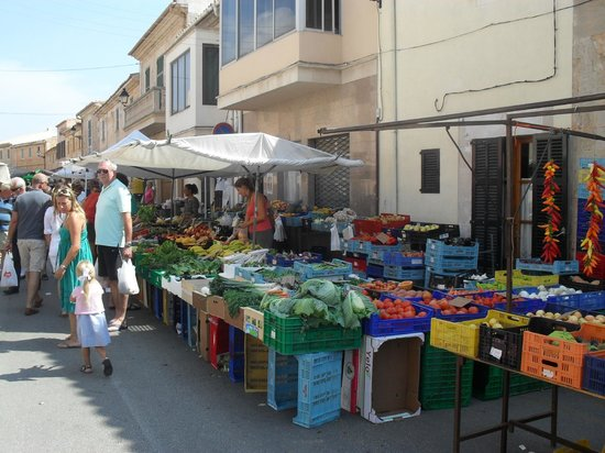 Santanyi Outdoor Market: Santanyi Market