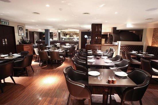 Photo of Italian Restaurant Il Baretto at 43 Blandford Street, London W1U 7HF, United Kingdom