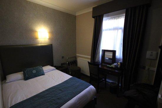 Princes Square Hotel : Bedroom 806