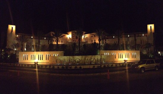 Cabo Azul Resort: Front of resort
