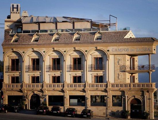 Hotel Campos de Baeza : hotel