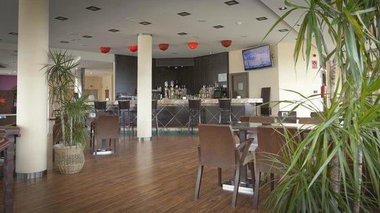 Hotel Campos de Baeza : cafeteria