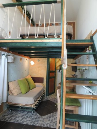 Eco Bed & Breakfast l'Abbraccio: MINI-LOFT