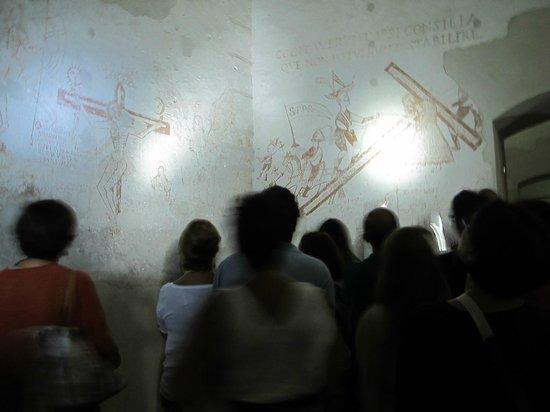 Palazzo Steri - Chiaramonte - Carcere dei penitenziati: Carceri dello Steri
