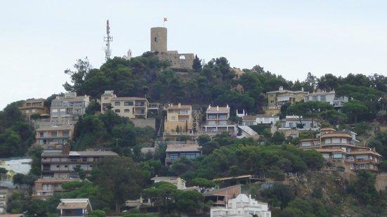 Hotel & Spa Beverly Park : Вид на крепость