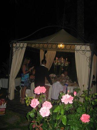 Royal Hotel Sanremo : Частная вечеринка