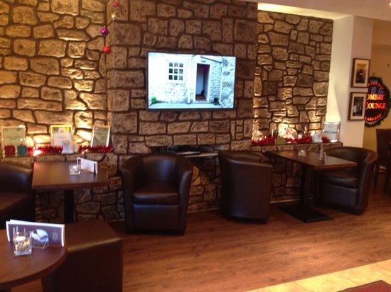 Bombay Lounge: New lounge