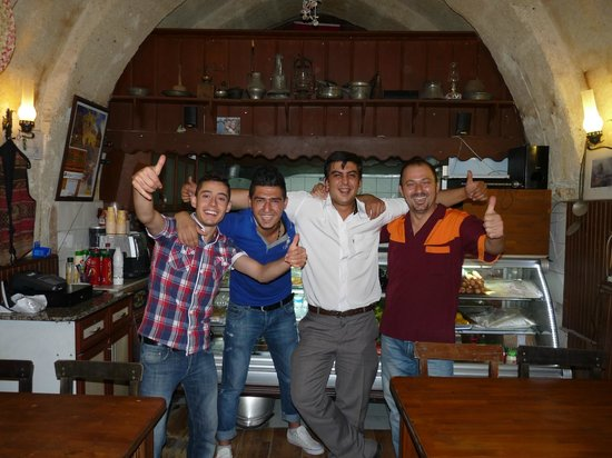 Nazar Borek & Cafe: Ah ces soirées !...