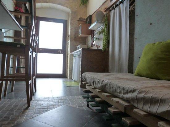 Eco Bed & Breakfast l'Abbraccio : MINI LOFT