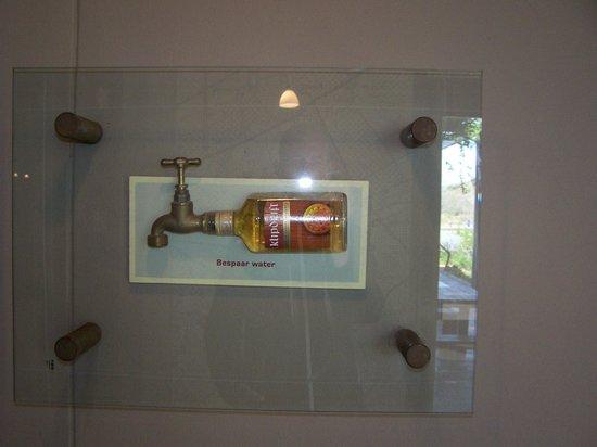 Klipdrift Distillery: In case of emergency...