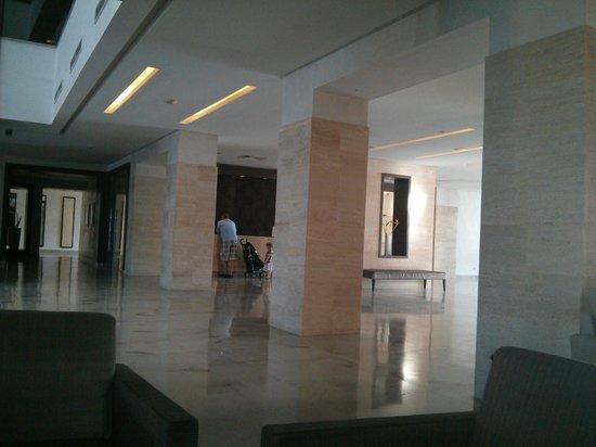 SENTIDO Rosa Beach : Hall d'entrée