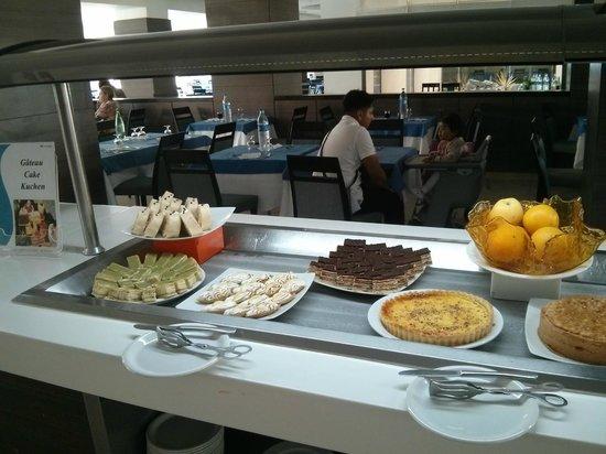 SENTIDO Rosa Beach : Desserts