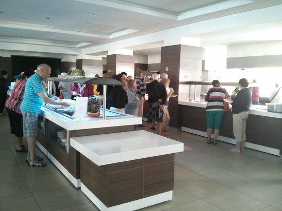 SENTIDO Rosa Beach : Buffet