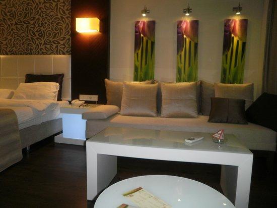 Tusan Beach Resort: chambre